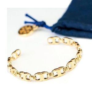 ♊ NEW Tory Burch Delicate  ♊  Gemini Link Bracelet